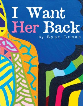 The Book- I Want Her Back - Front Cover